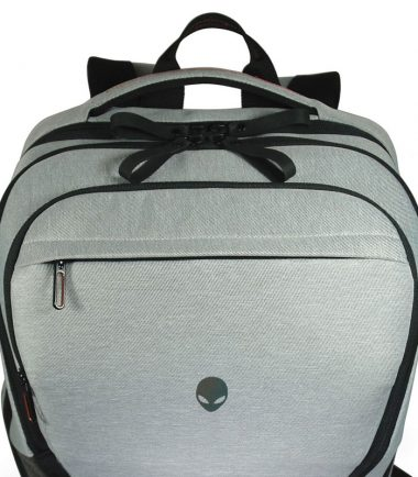 """Alienware Area-51m Special Edition Elite Backpack 17"""" Up-Zipper"""