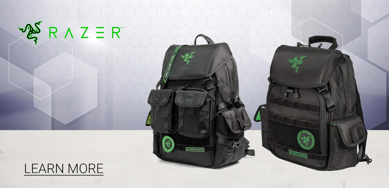 Razer Gaming Backpacks