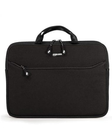 11.6 - 12 Chromebook Slip Suit Sleeve Black - Front