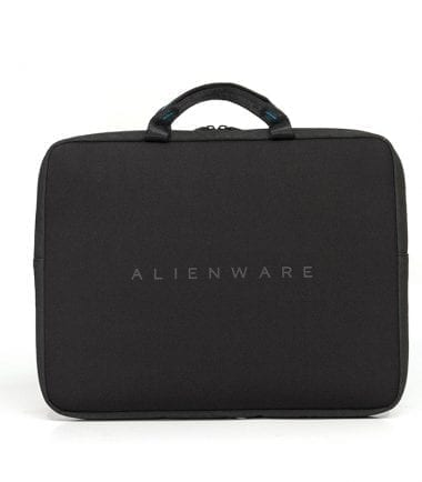 Alienware Vindicator 2.0 Neoprene Sleeves Back with Printed ALIENWARE