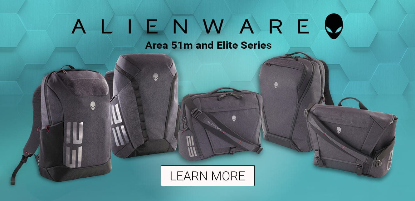 Learn More about Alienware Area 51m and Elite Series