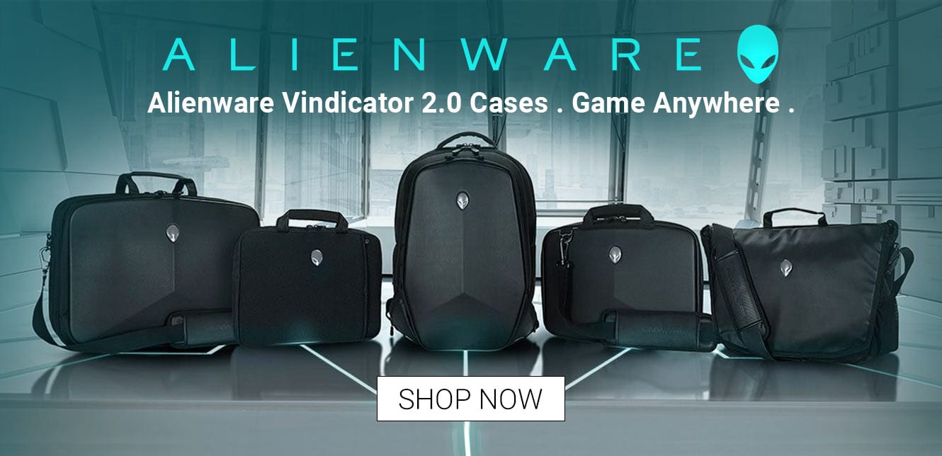 Shop Alienware Vindicator 2.0 Laptop Cases