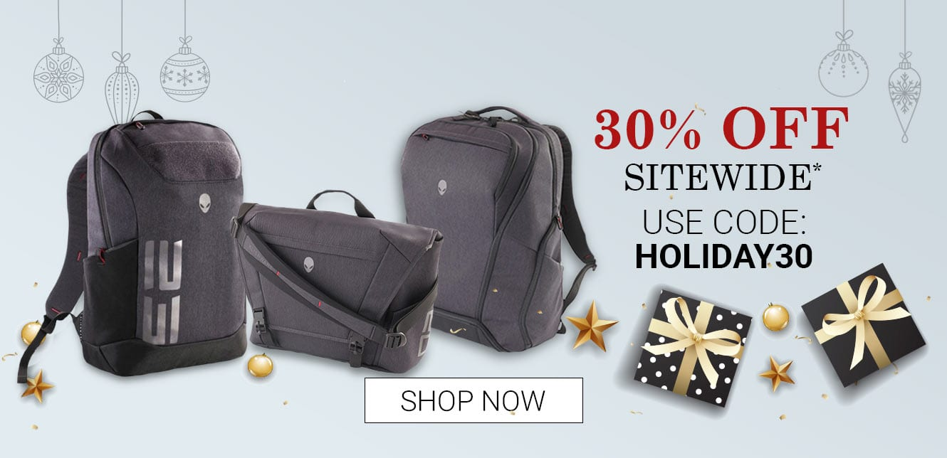 30% Off - Gaming Cases and Accessories Use Code: HOLIDAY30