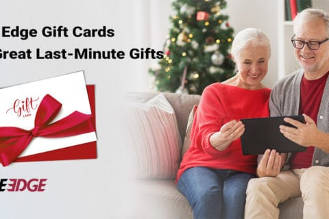Mobile Edge Gift Cards Make Great Last-Minute Gifts