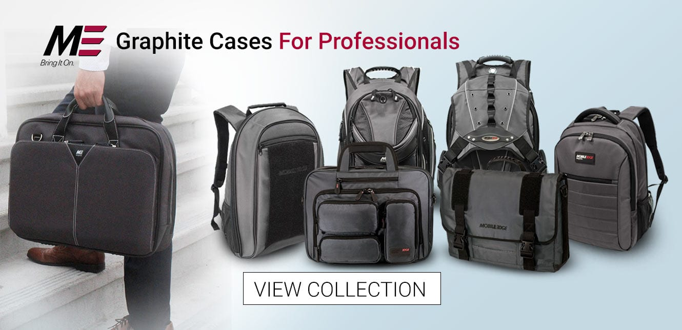 Shop Mobile Edge Graphite Collection, - View Collection