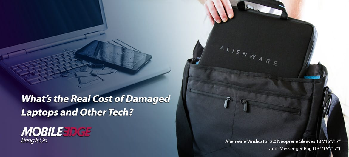 Blog - What's the Real Cost of Damaged Laptops and Other Tech?